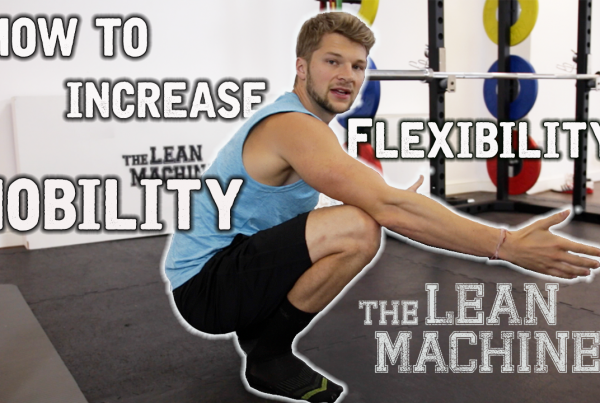 How to increase flex and mob